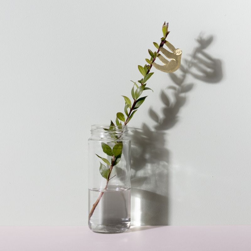 another-studio-plant-animal-faultier-pflanzendeko