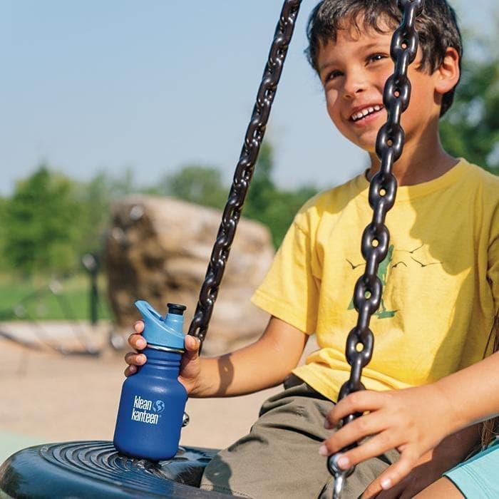 klean-kanteen-kid-kanteen-kinder-trinkflasche-edelstahl-blau