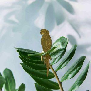 another-studio-plant-animal-papagei-pflanzendeko