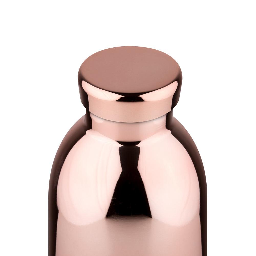 24-bottles-clima-edelstahl-isolierflasche-rose-gold-500ml