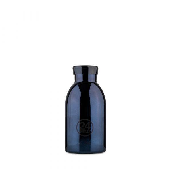 24bottles-clima-edelstahl-isolierflasche-black-radiance-330ml