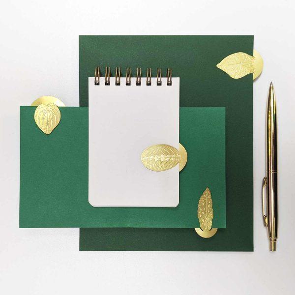another-studio-leaf-bookmarks-lesezeichen-set-aus-messing