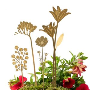 another-studio-brass-blooms-bouquet-messing-blumendekoration-4er-set