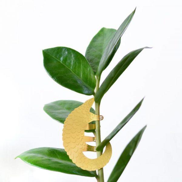 another-studio-plant-animal-pangolin