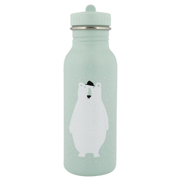 trixie-kindertrinkflasche-aus-edelstahl-500ml-mr-polar-bear