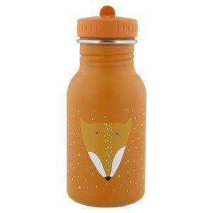 trixie-kindertrinkflasche-aus-edelstahl-350ml-mr-fox