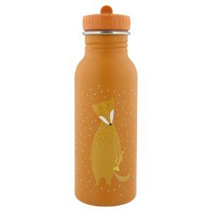 trixie-kindertrinkflasche-aus-edelstahl-500ml-mr-fox